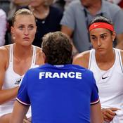 Fed Cup: la France pour finir en beauté