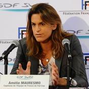 Mauresmo : «Marion n'est pas opérationnelle»