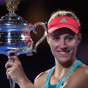 Angelique Kerber crée la sensation et renverse Serena Williams