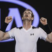 Bientôt papa, Andy Murray toujours bien présent en Australie