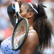 «Ce n'est pas professionnel», l'autocritique de Serena Williams après son élimination