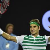 Contraint de jouer très tard, Federer n'a pas trainé