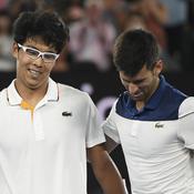 Open d'Australie: la surprise Chung surclasse Djokovic en trois sets