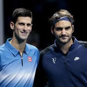 Djokovic et Federer prêts pour le blockbuster