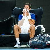Djokovic fait profil bas pour son grand retour
