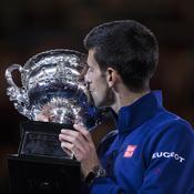 Djokovic : «Onze titres, c'est phénoménal, j'en suis très fier»