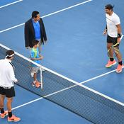 Federer-Nadal: la finale en DIRECT vidéo