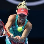 La surprise Angelique Kerber s'inspirera de Steffi Graf pour défier Serena Williams