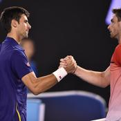 Les belles promesses d'Halys face à Djokovic