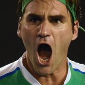Les deux coups de génie de Federer face à Djokovic