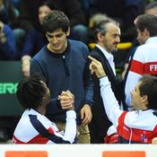 Monfils comparé à Benzema: «un peu fort», estime Herbert