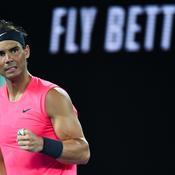 Open d'Australie : Nadal dompte Kyrgios et s'offre un choc face à Thiem