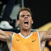 Open d'Australie: l'ogre Nadal attend sereinement Djokovic ou Pouille