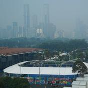Open d'Australie : suspension des matches si l'air est trop pollué