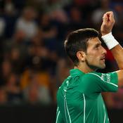 Open d'Australie : Djokovic cède un set mais se sort du piège Struff