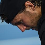 Pouille n'a jamais existé face à un immense Djokovic