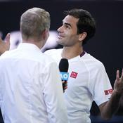 Roger Federer, chancelant mais éternel