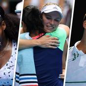 Serena, Wozniacki, Djokovic… Ce qu'il faut retenir de la nuit à l'Open d'Australie