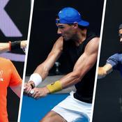 Djokovic, Nadal, Federer ... Comment se portent les trois monstres ?