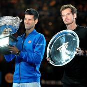 Victime préférée de Djokovic à Melbourne, Murray refuse d'abdiquer