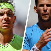 5 raisons de ne pas rater la finale Nadal-Thiem
