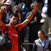 Djokovic : «Difficile d'être à son meilleur niveau dans un ouragan»