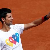 Djokovic : «Je suis prêt»
