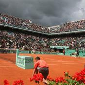 IBM et Roland Garros, c'est terminé