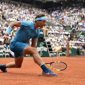 Les 5 temps forts du tournoi de Nadal à Roland-Garros