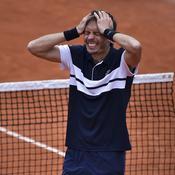 Mahut : «De loin ma plus belle victoire à Roland»
