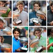 «Mes finales de Roland-Garros» par Rafael Nadal