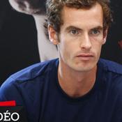 """Murray : """"J'aimerai enfin aller en finale"""""""