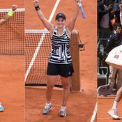 Nadal, Barty, Federer : Ce qu'il faut retenir de Roland-Garros