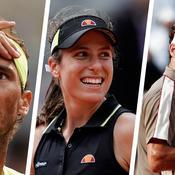 Nadal, Konta, Federer : ce qu'il faut retenir de la journée de mardi à Roland-Garros
