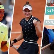 Nadal, Vondrousova, vent : ce qu'il faut retenir de la 13e journée à Roland-Garros