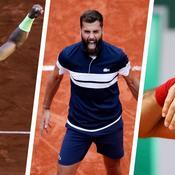 Nadal, Paire, Federer... Ce qu'il faut retenir de la journée de vendredi