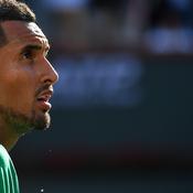 Roland-Garros : après son forfait, Kyrgios philosophe seul face à la mer