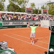 Roland-Garros: En 2 matches ce Français empoche plus d'argent que durant toute sa carrière