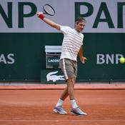 Roland-Garros : Entraînement rassurant pour Federer