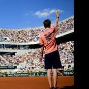 Roland-Garros: l'intelligence artificielle au service des joueurs
