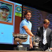 Roland-Garros : Revivez le tirage au sort