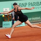 Sharapova dans la légende