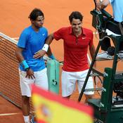 Top 5 des plus grands duels entre Federer et Nadal en Grand Chelem