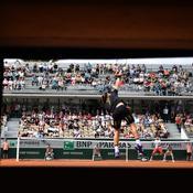 Tunnel, faucons, garderie: la face cachée du nouveau Roland-Garros