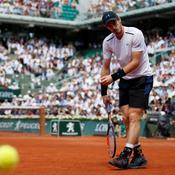 Andy Murray usé par Stan Wawrinka