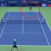 Comment Nadal a écœuré Anderson