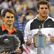 Roger Federer - Juan Martin Del Potro