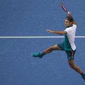 Federer passe à l'attaque