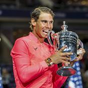 Nadal a fait un pas de plus dans la légende