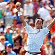 Nishikori s'offre Djokovic et les livres d'histoire